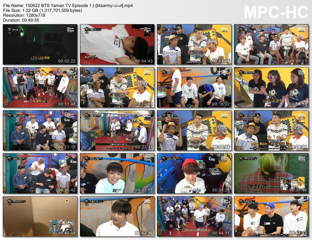 zct5 150622 bts yaman tv episode 1 [ [btsarmy%D9%81%D9%86%D8%B3%D8%A7%DB%8C%D8%AA].mp4 thumbs - [Video/Engsub /Link] BTS at Yaman TV Part 1 and 2 [150622]